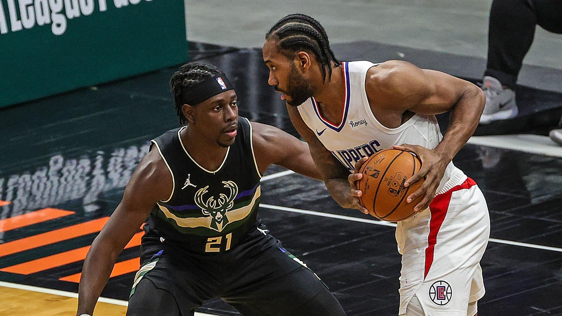 Highlights: Bucks 105 - Clippers 100 | 2.28.21