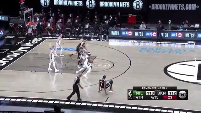 High Energy Highlight: Team Basketball Leads To The Triple