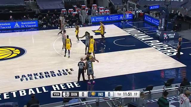 Highlights: James Harden vs. Pacers   40 PTS, 15 AST, 10 REB