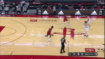 McLemore 3 Gives Rockets the Lead