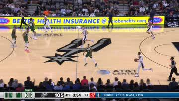 Giannis With Another Block