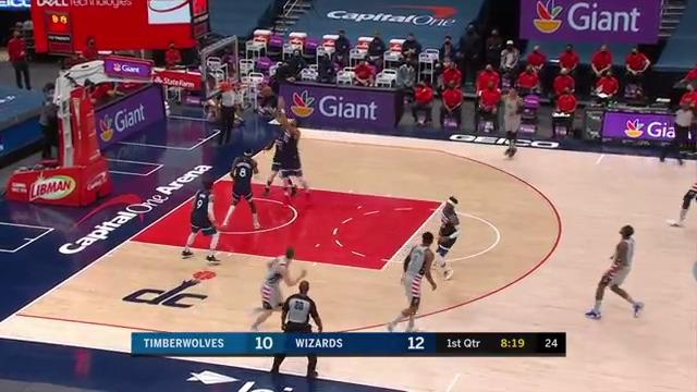Rubio Finds Okogie