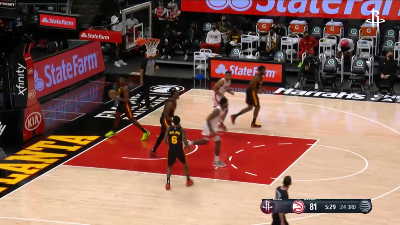 Highlights: Augustin 18PTS