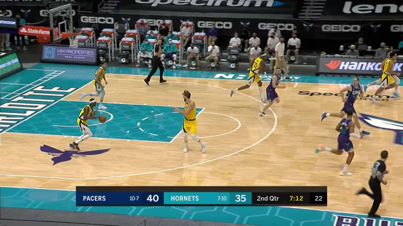 Turner with Another Big Block