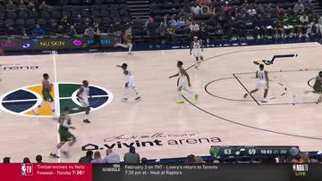 Giannis Rattles the Rack