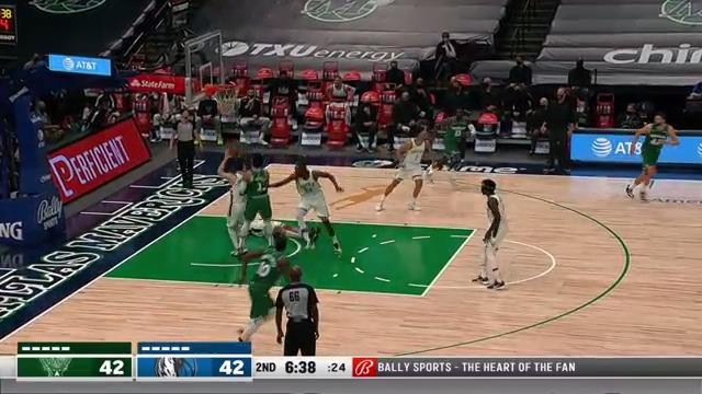Brook With The Footwork