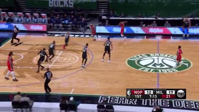 Bobby's Block Leads To Offense