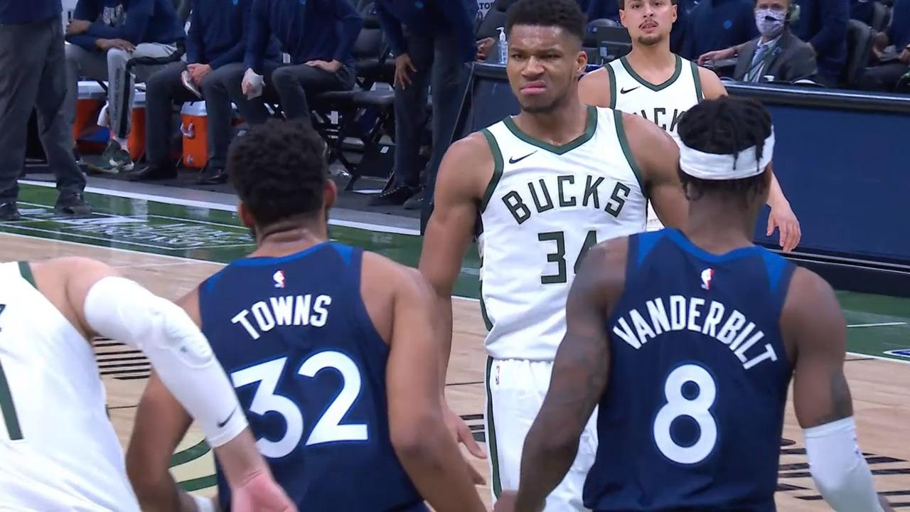 High Energy Highlight: Giannis On A Mission