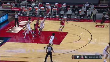 Wall Steal Leads to Tate Slam