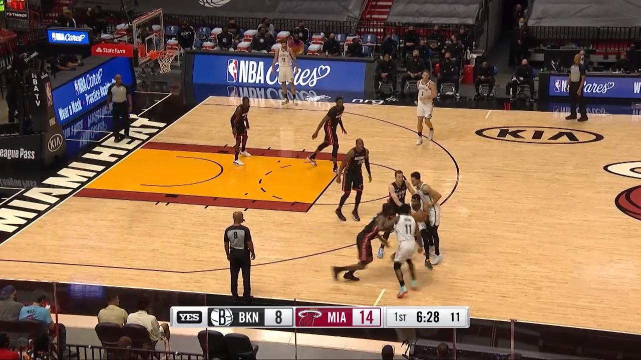 Highlights: Kyrie Irving vs. Heat | 20 PTS, 4 REB, 9 AST