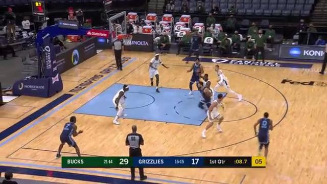 Steal and Dunk By Thanasis