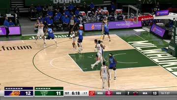 Steal and Slam Giannis