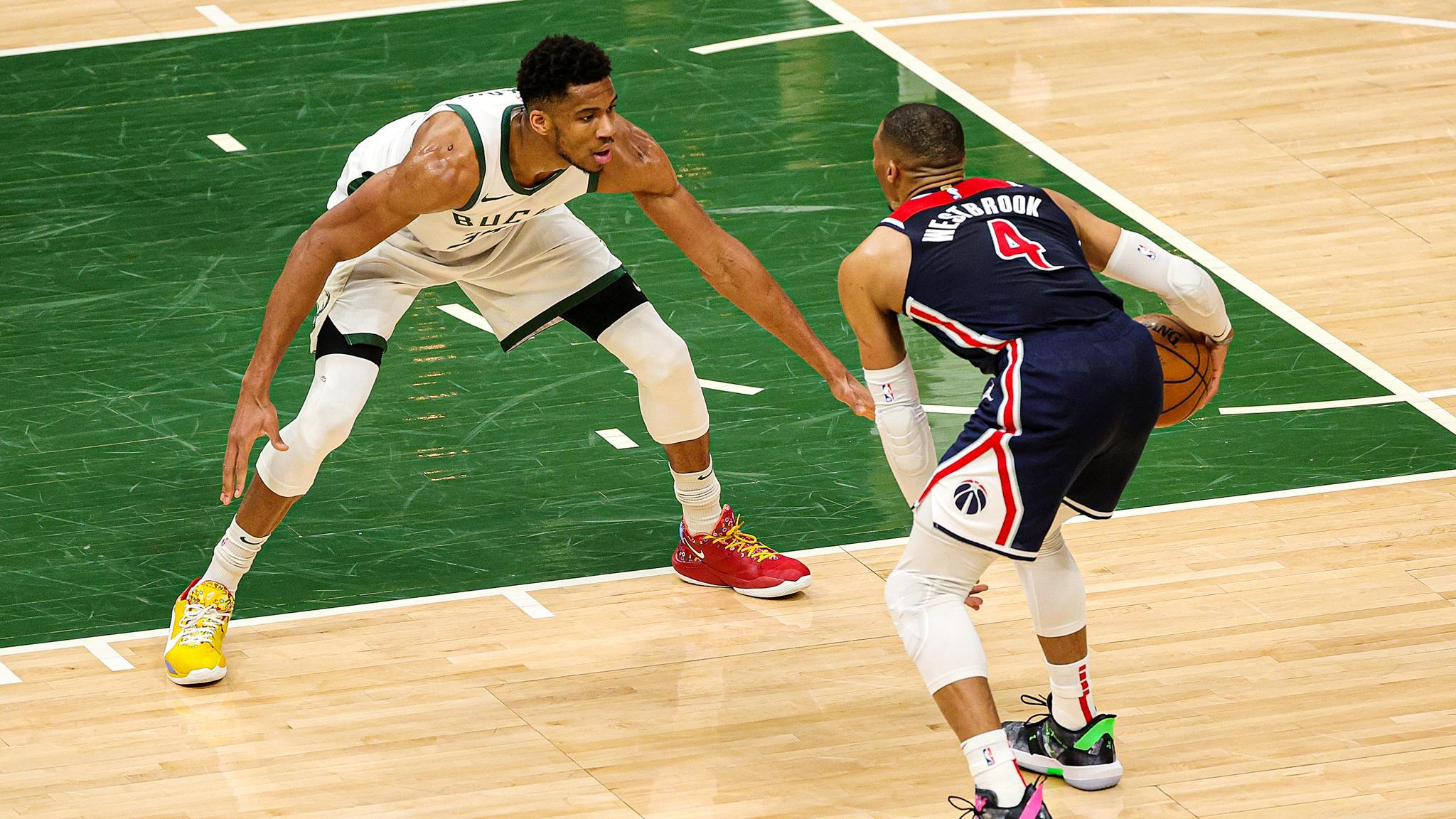 Highlights: Bucks 135 - Wizards 134 | 5.5.21