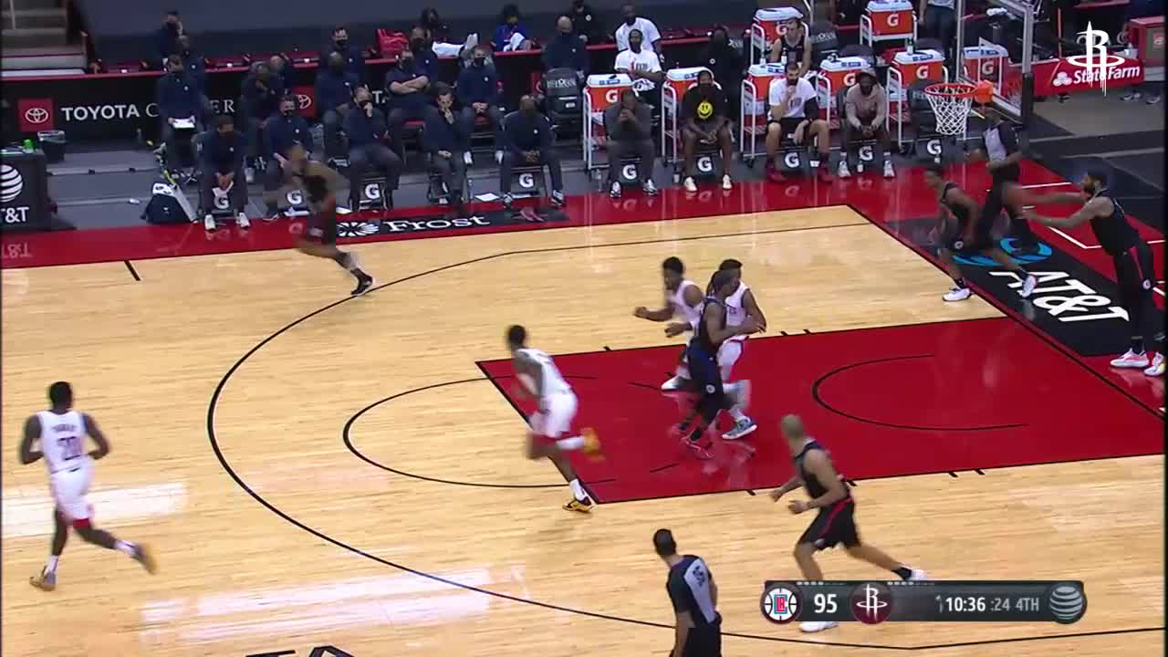 Highlights: Brooks with 15pts vs. Clippers