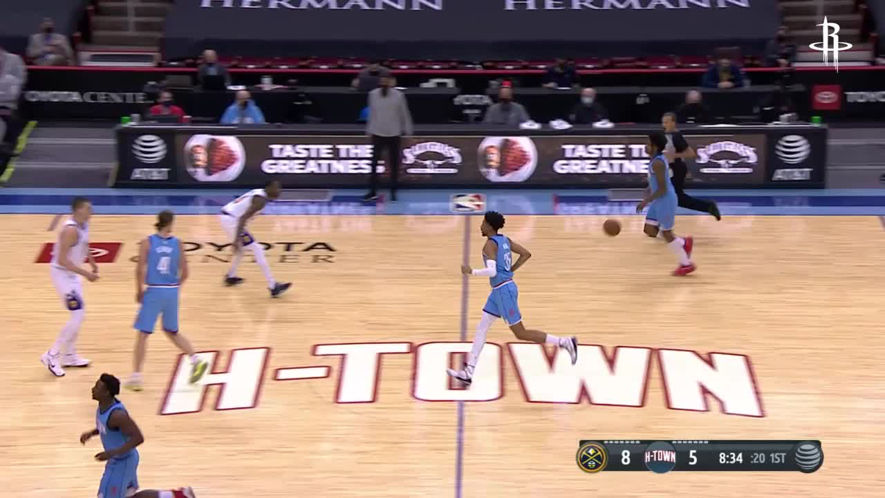 Highlights: Wood with 15pts vs. Nuggets