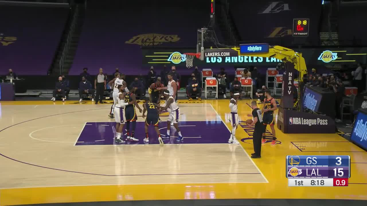Highlights: Warriors vs. Lakers - 2/28/21