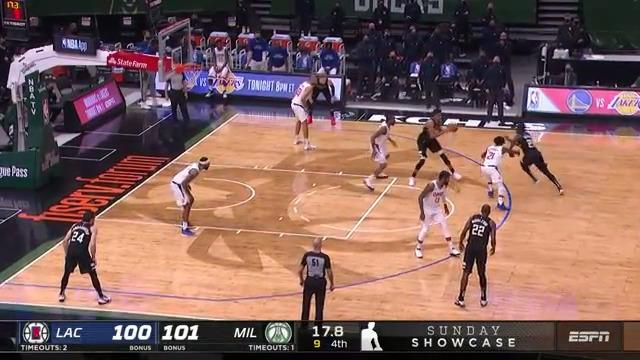 Clutch Dunk By Giannis